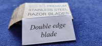 Haward double edge razor blades