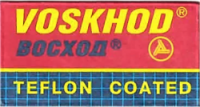 Voskhod Teflon Coated Razor Blades