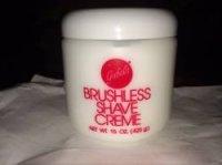 Brushless Shave Creme