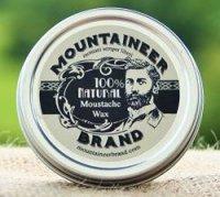 100% Natural Moustache Wax