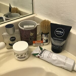 Daily shave