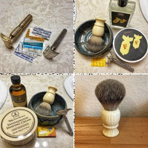 Shaves