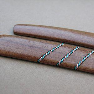 Custom Straight Razor Scales