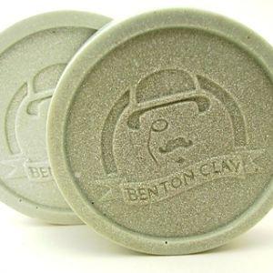 Benton Clay Glycerin Shaving Soap