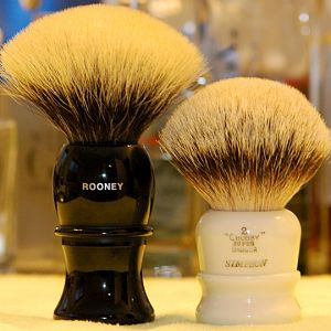 Rooney Finest Ebony Style 3 Size 3 with Simpsons Somerset Chubby 2