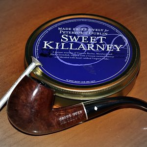 Pipe of the day 10-22-11