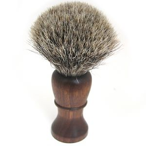 Benton Clay Canada/UK LE Brush Badger/Walnut