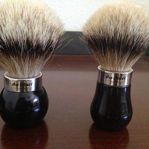 290 and 293 DaVinci Brushes