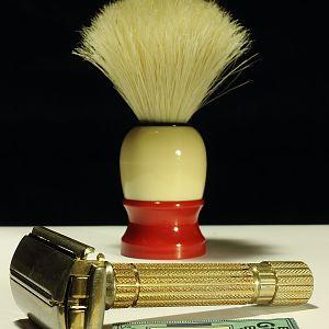 Gillette Aristocrat, Burma-Shave