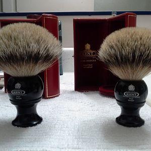 My Kent brushes