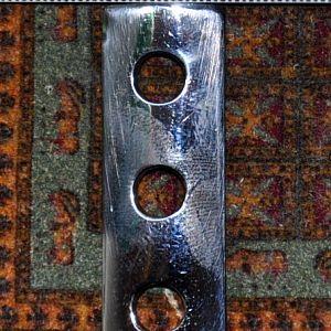 BBX base plate - side view