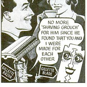 """Gillette Ad """"Shaving Grouch"""""""