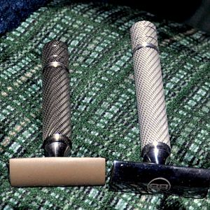 Fatip & BBX devettes with UFO handles