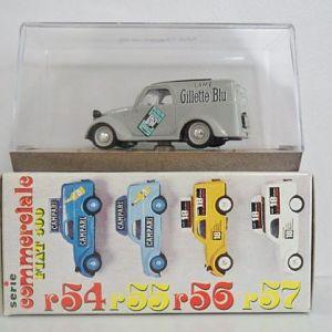 My Brumm Serie Commerciale - R79 Fiat 500 Delivery Van