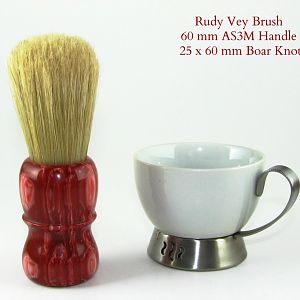 New Brush from Rudy Vey