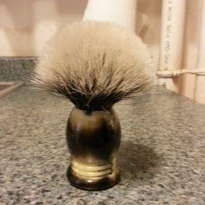 Vintage Blades 24 mm Horn Brush