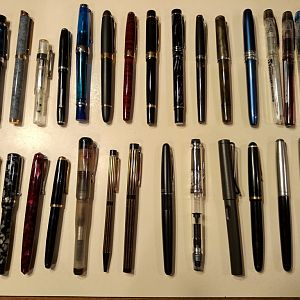 Some Pens