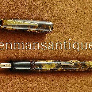 My Onoto Fountain Pen