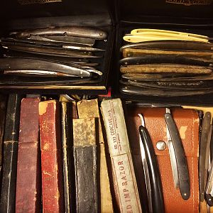 Straight drawer