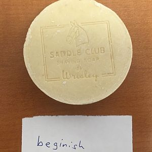 Wrisley Saddle Club Soap