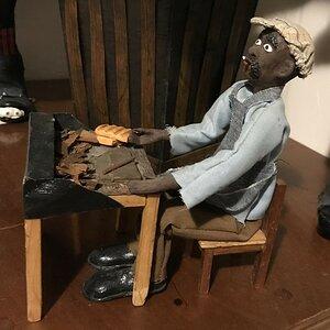 Pedro the Cigar Roller
