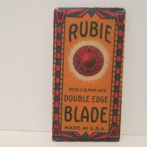 Vintage Razor Blade