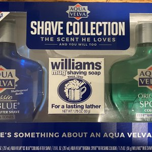 Shave collection