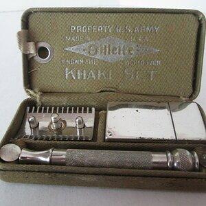 Khaki Set - WW I